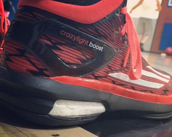 Adidas Crazylight 2014 Stimuler L'examen Du Rendement A4p4G