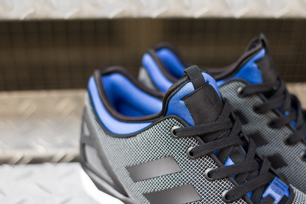Adidas Zx Black Blue