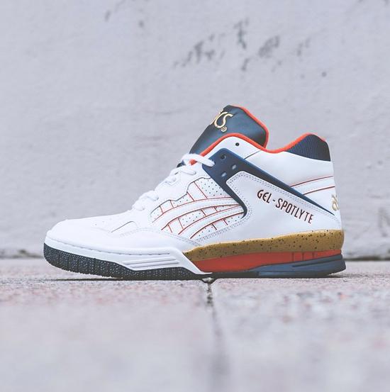 asics gel-spotlyte sneakers
