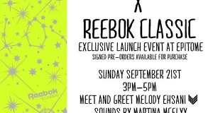 Melody Ehsani x Reebok Classic Launch Event at Epitome