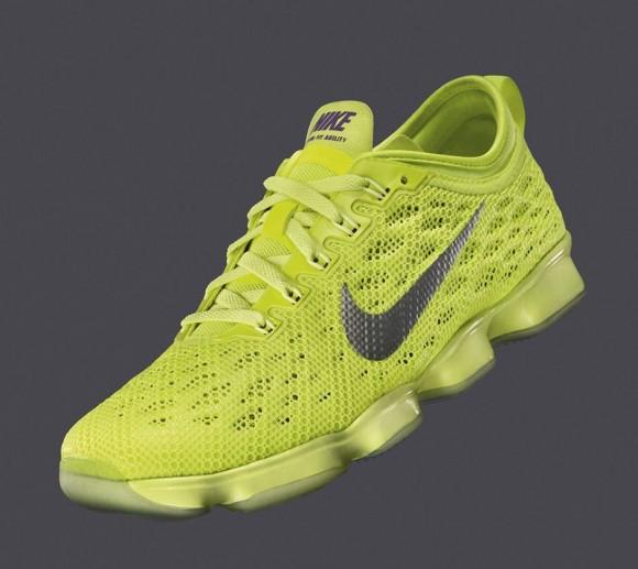 New Nike Wmns Nike Zoom Fit Agility Black N34o2348