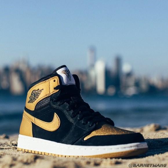 reebok pump basketball - Air Jordan 1 Retro High 'Melo' - First Look - WearTesters