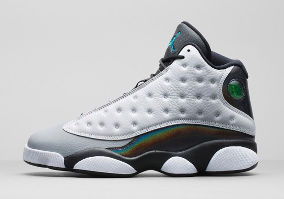 Air Jordan 13 Retro Wolf Grey  Release Information3