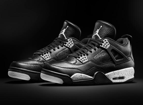 Air Jordan 4 Remastered 'Oreo' - Release Date