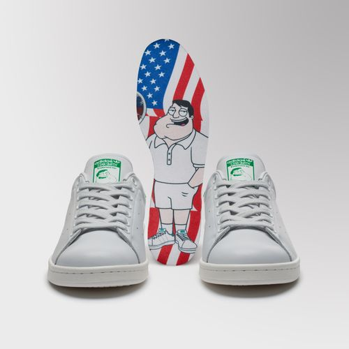 American Dad! x adidas Stan Smith - Available Now6