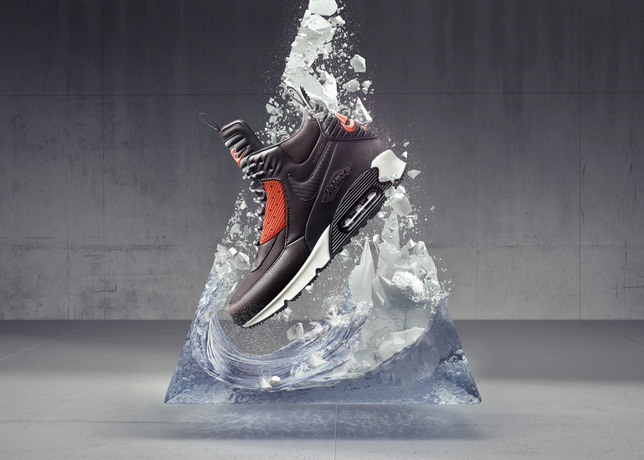 Bad Weather Gets StompedThe Nike SneakerBoot Collection-9