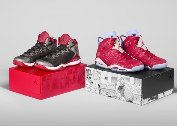 Jordan Brand Officially Unveil Slam Dunk Collaboration
