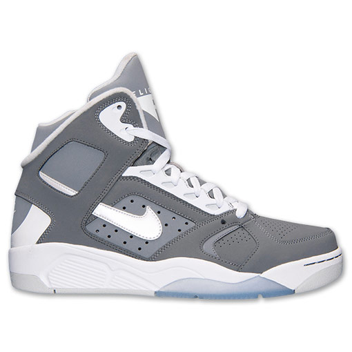 Nike Air Flight Lite High 'Cool Grey' - Available ...