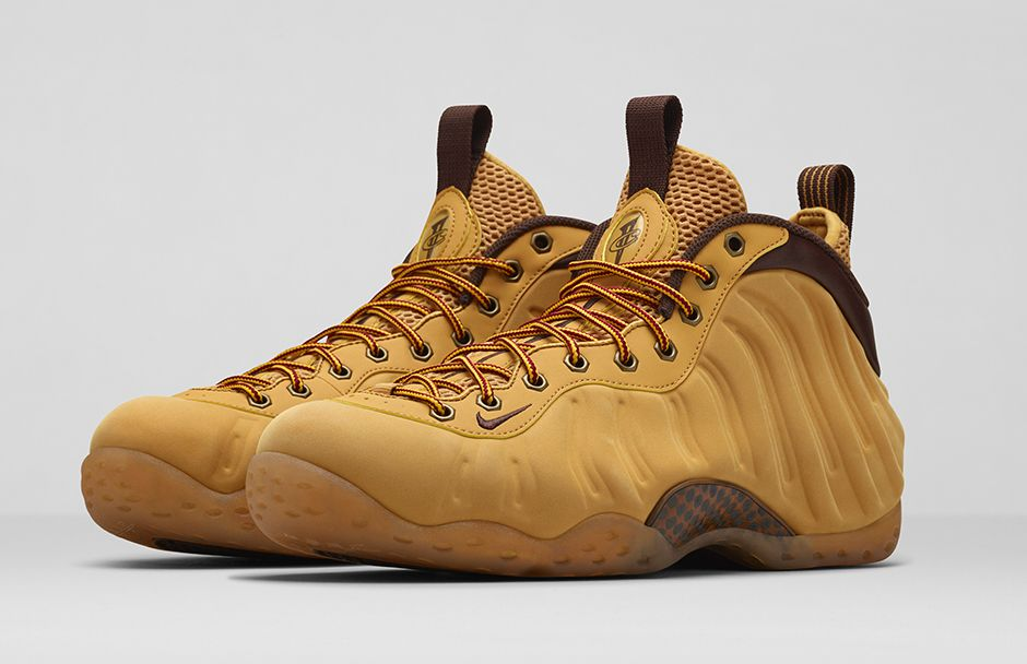 Nike Air Foamposite One 'Wheat' - Official Look ...