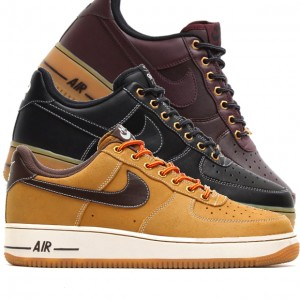 Nike Air Force One Basse Baskets Dhiver