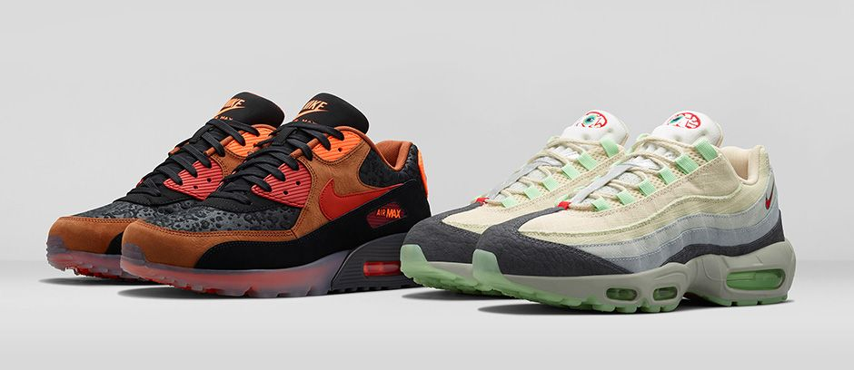 ... Nike Air Max Halloween Pack - Available Now ...