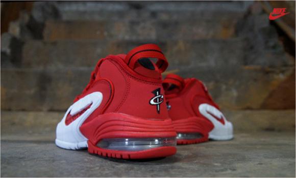 Nike Air Penny 1 Retro 'Red' - Beauty Shots 2