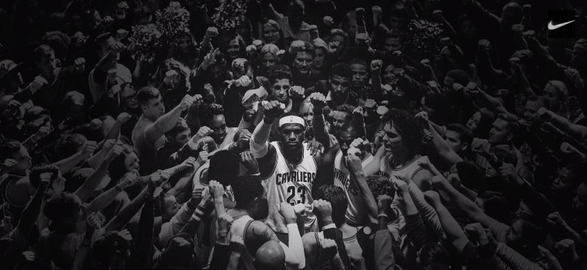 Aire acondicionado depositar Arado  Nike Basketball & LeBron James | Together - WearTesters