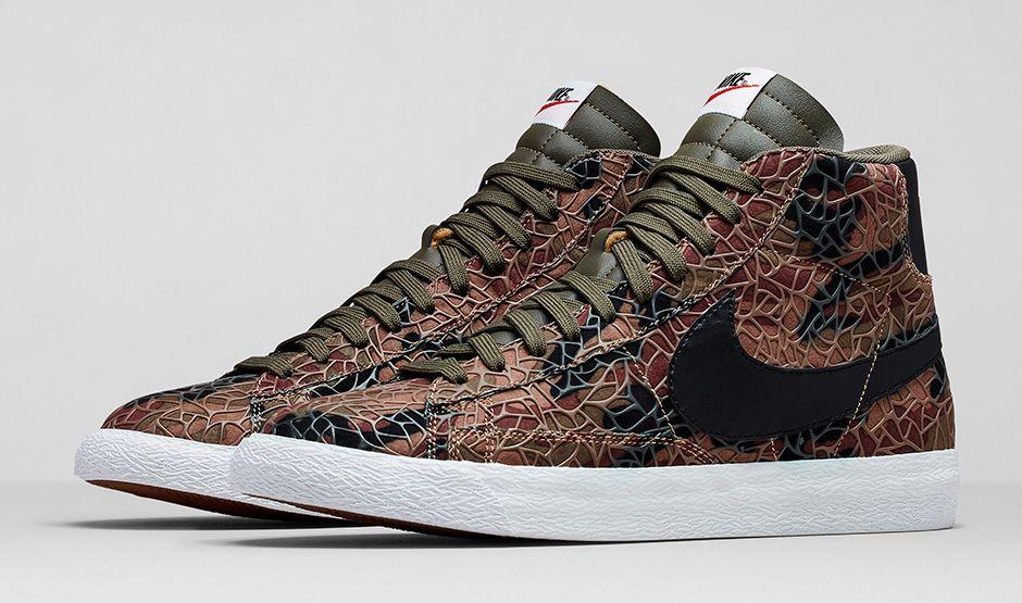 Nike Blazer Safari