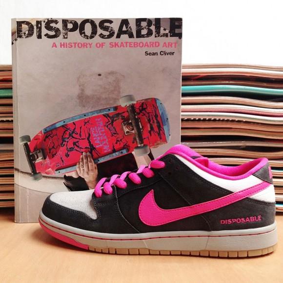 Nike Dunk Low Premium SB 'Disposable' - Release Information-3