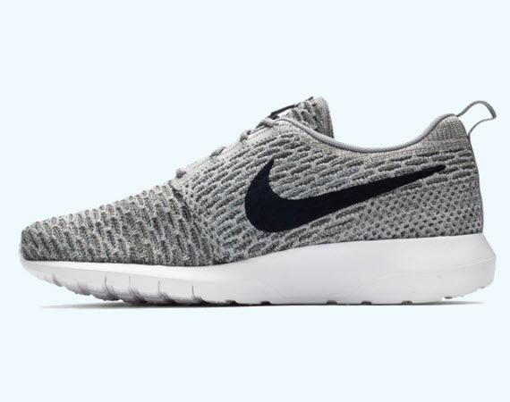Roshe Run Flyknit Grey