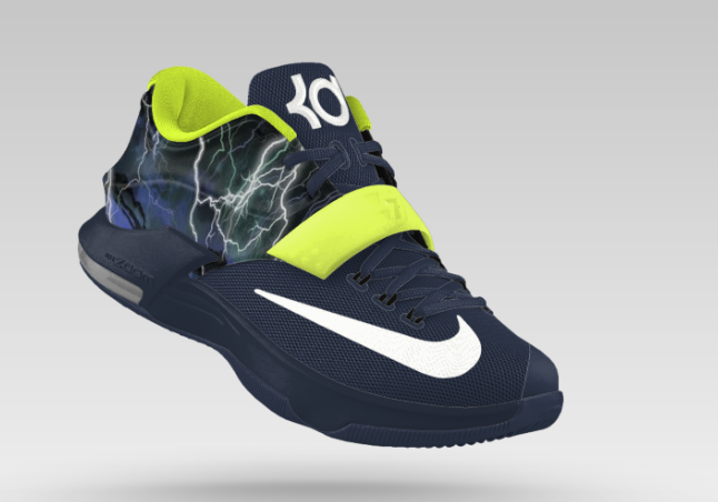 Nike KD7 'Uprising' Graphic Now on NikeiD-4