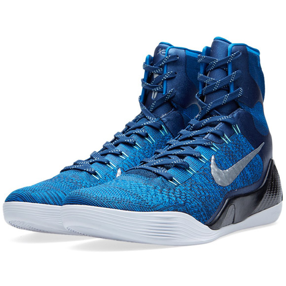 buy popular 717eb 02ef1 nike kobe 9 brave blue for sale