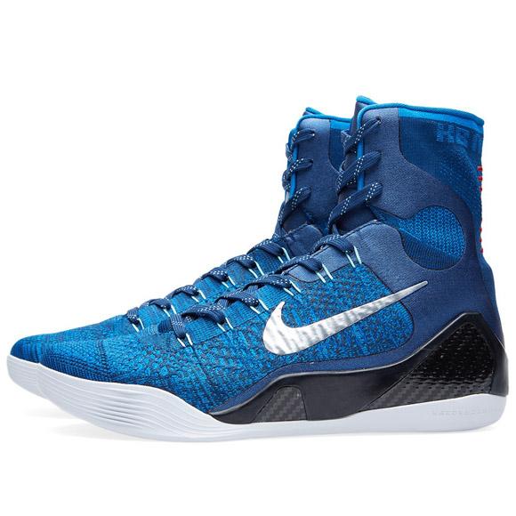 Nike Kobe 9 Elite 'Brave Blue' - Available Now Under ...  Nike Kobe 9 Eli...