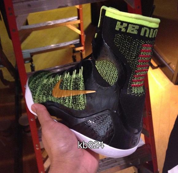 Nike Kobe 9 Elite 'Victory' - WearTesters