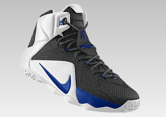 differently 1f875 2917d Nike LeBron 12 Available Now on NIKEiD - WearTesters