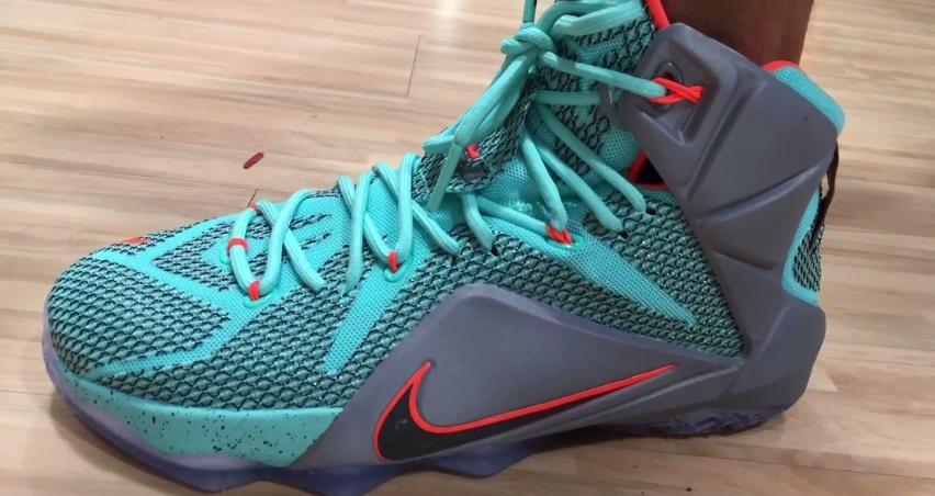 Nike LeBron 12 'NSRL' - Detailed Look + On-Foot