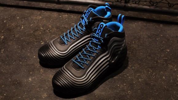 Nike Lunardome 1 SneakerBoot Grey/ Blue