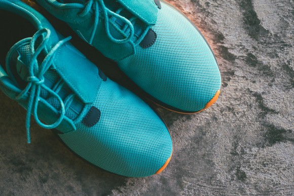 Nike Roshe Run NM Dusty Cactus Spice Blue WearTesters