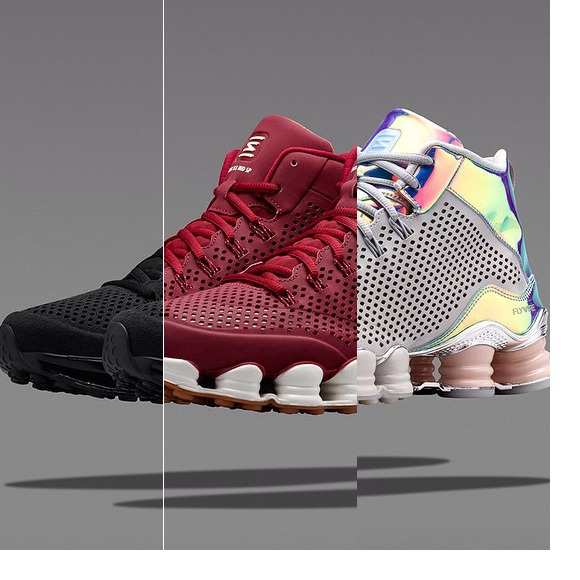 detailed look 97133 db18c Nike Shox TLX Mid - Upcoming NikeLab Releases - WearTesters