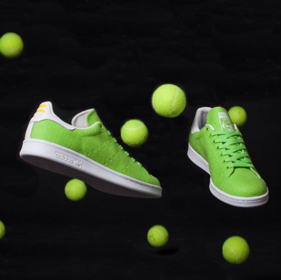 Pharrell Williams x adidas Originals Stan Smith 'Tennis'-2