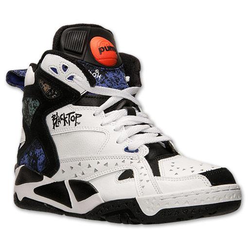 Basketball Shoes Blacktop