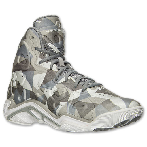 under armour anatomix basketball shoes