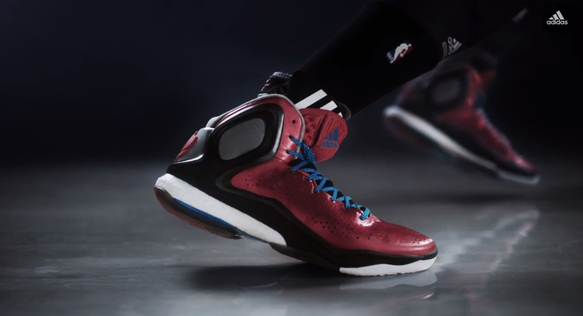 Adidas Boost Derrick Rose 5