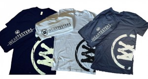 WearTesters T-Shirts Restocked