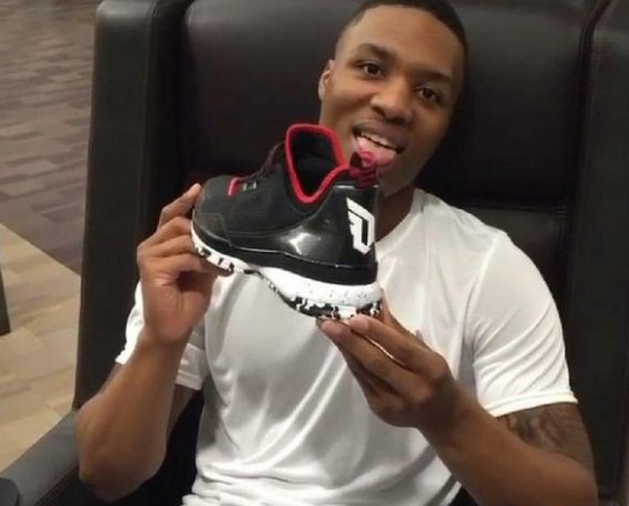 Damian Lillard Explains Why His Signature Shoe Won T Have Boost Weartesters