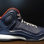adidas D Rose 5 Boost 'Chicago Bears' – Another Look