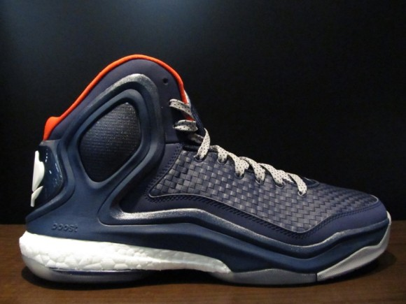 adidas D Rose 5 Boost 'Chicago Bears' - Another Look