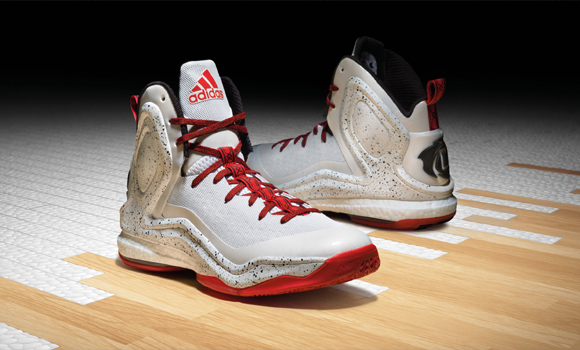 new styles 6040a 7d17e ... adidas D Rose 5 Boost Home  Alternate Away - Detailed Look . ...