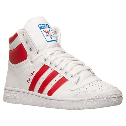 adidas originals top ten hi retro sneaker