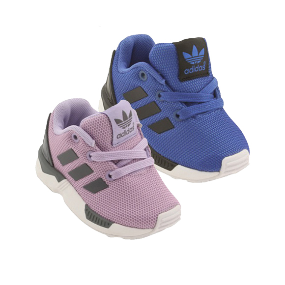 competitive price ffd6a c1113 adidas ZX Flux Now Available in Kids and Toddler Sizes ...