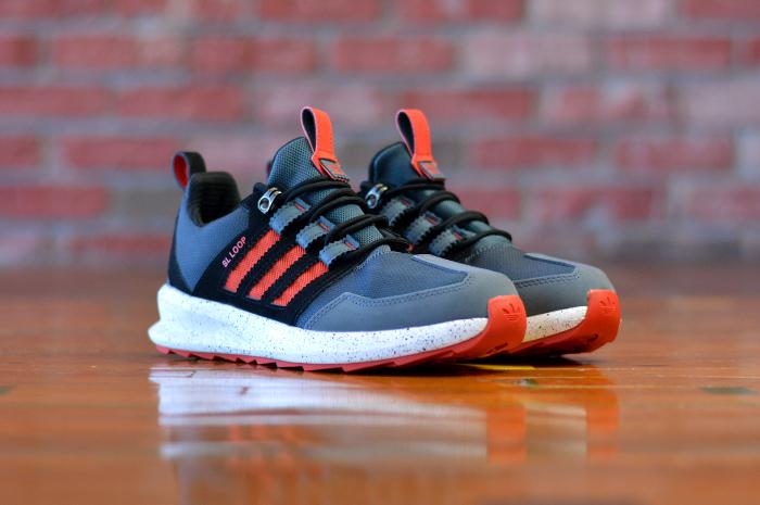 new product 82926 423b7 Adidas SL Loop Runner 'Boonix/Red'