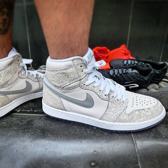air jordan 1 laser 30th anniversary