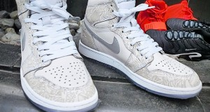 Air Jordan 1 '30th Anniversary Laser' – Detailed Look