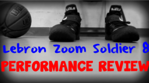 Nike Zoom Soldier 8 On-Court Performance Review with Randy Booker -  WearTesters