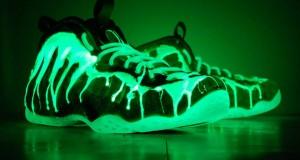 Nike Air Foamposite One 'I've Been Slimed' Custom