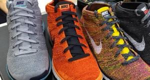 2015 Nike Flyknit Free Chukka Samples