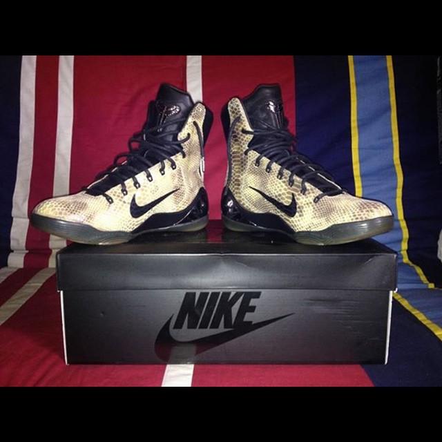 competitive price 6c635 eeb48 ... snakeskin kobe 9 Nike ...
