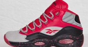 Stash x Reebok Question Mid 'Red' – Available Now
