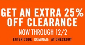 25% Off Nike Store Clearance Products