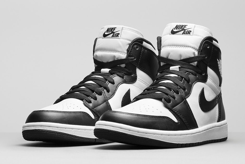 Air Jordan 1 Retro High OG 'Black:White'  Release Information7